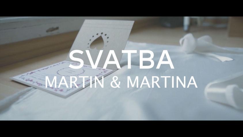Svatba Martin&Martina