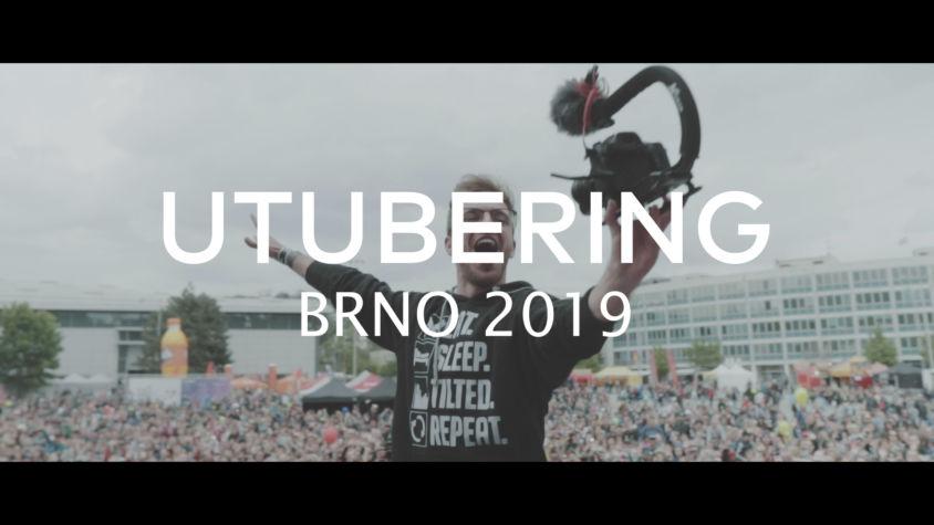Utubering Brno 2019