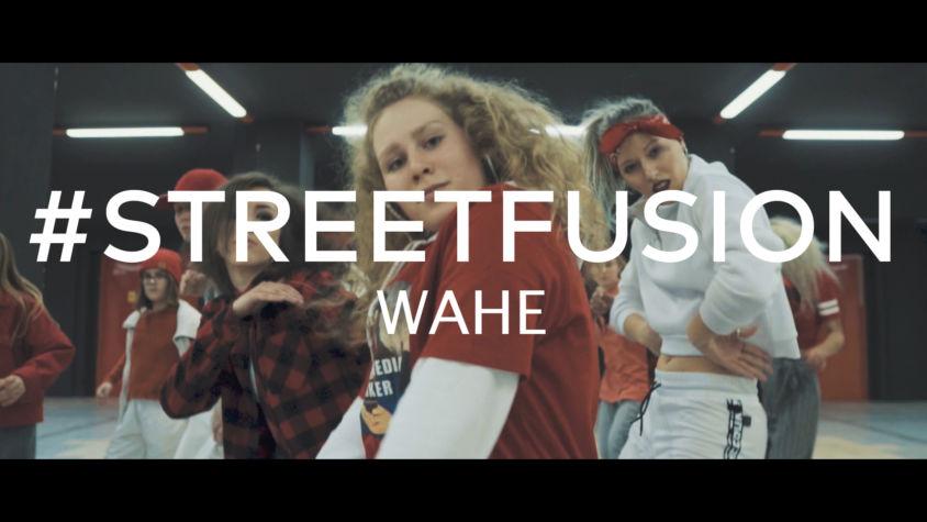 #Streetfusion_WAHE